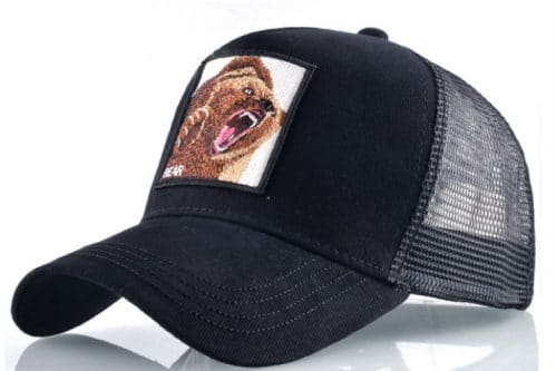 כובעי חיות - דוב