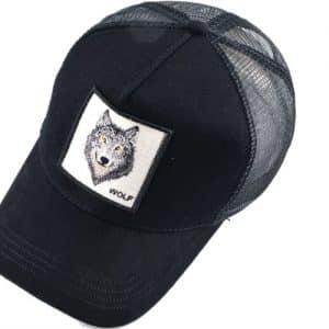 קולקצית החיות דגם הזאב שחור
