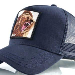 קולקצית החיות - דגם Blue Bear