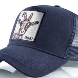 קולקצית החיות - דגם Blue Goat