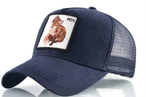 קולקצית החיות - דגם Fox Blue