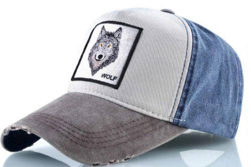 קולקצית החיות כובע הזאב