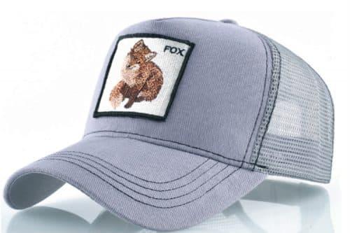 קולקצית החיות - דגם Fox Gray