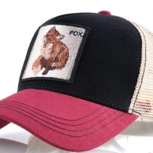 קולקצית החיות - דגם Fox