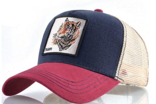 כובעי חיות - נמר