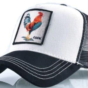 כובעי חיות - תרנגול