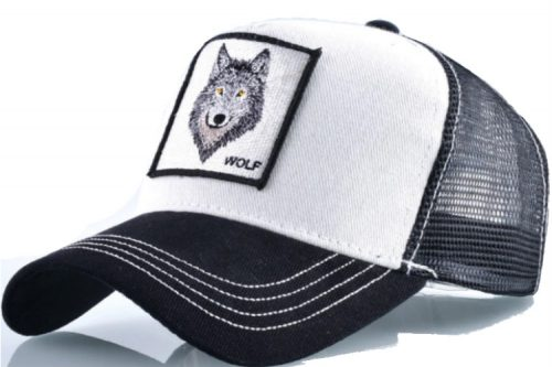 קולקצית החיות כובע הזאב הלבן