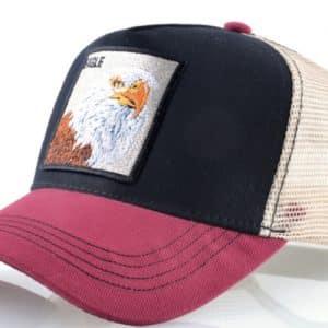 קולקצית כובעי החיות - Eagle Hat