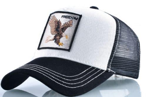 קולקצית כובעי החיות - כובע הנשר