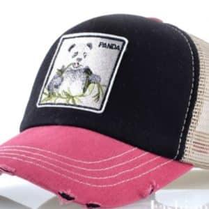 קולקצית כובעי החיות כובע הפנדה