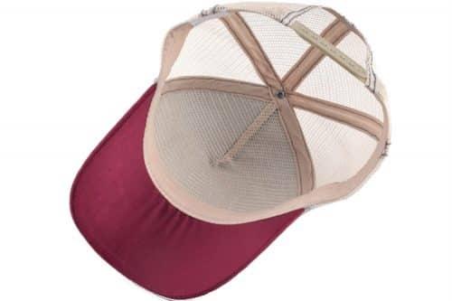 קולקצית הכובעים - כובע הקקטוס האדום כחול
