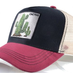 קולקצית הכובעים - כובע הקקטוס השחור