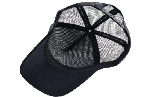 הכובעים עם החיות - כובע חיות תוכי שחור