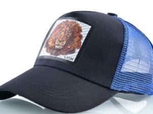 אריה (כחול)