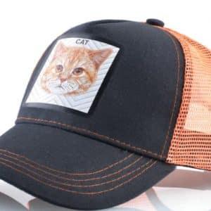 כובע חיות מהמם דגם החתול