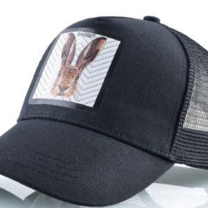 כובעים יפים עם חיות כובע הארנב
