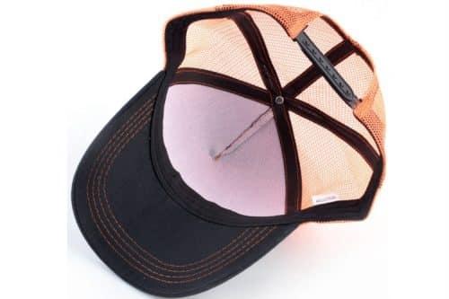 הכובעים עם החיות - כובע חיות תוכי כתום