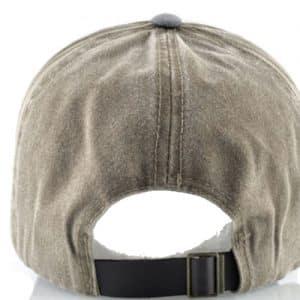 כובע חיות דגם הזאב בצבע אפור חום