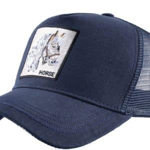 כובע חיות סוס - הכובעים עם החיות