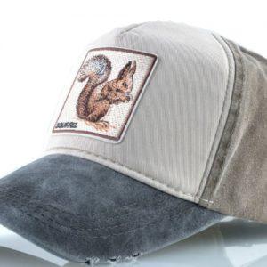 כובע סנאי - הכובעים עם החיות