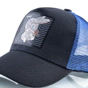 הכובעים עם החיות - כובע הארנב הכחול
