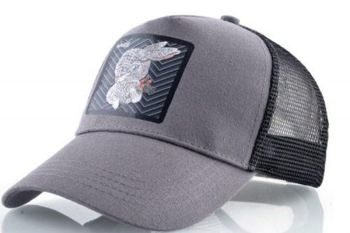 הכובעים עם החיות - כובע השפן