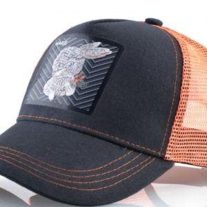 כובע החיות השפן הכתום