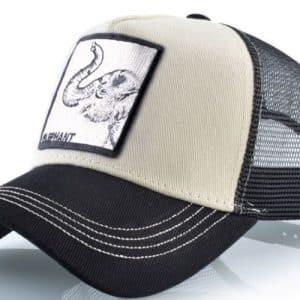 כובעים עם חיות פיל