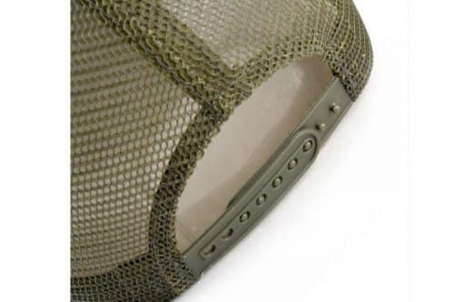 כובע פיל ירוק סוגר אחורי