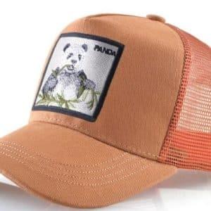 כובע דוב הפנדה הכתום