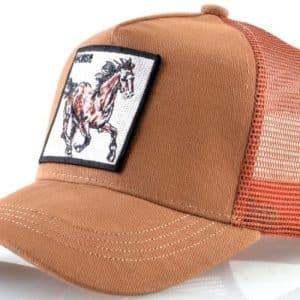 כובע החיות הסוס דוהר
