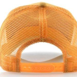 כובע פיל צהוב מבט אחורי