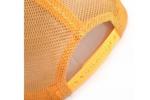 כובע סוס צהוב ירוק סוגר