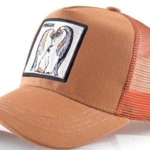 כובע פינגויין כתום