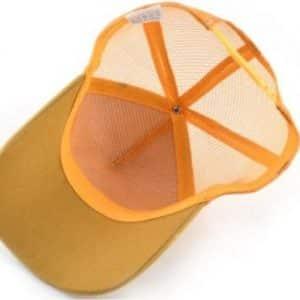 כובע פינגויין צהוב הפוך